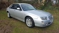 USED 2005 05 ROVER 75 2.0 CONTEMPORARY SE CDTI 4d 129 BHP **LOVELY CONDITION**LONG MOT**DRIVES SUPERB**