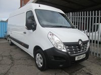 2014 RENAULT MASTER LM35 DCi 135 LWB Business Plus Energy *AIR CON* £10995.00