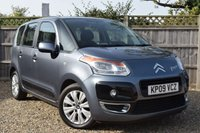 USED 2009 09 CITROEN C3 PICASSO 1.6 PICASSO VTR PLUS HDI 5d 90 BHP Free 12  month warranty