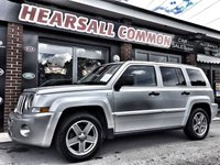 USED 2008 08 JEEP PATRIOT 2.0 LIMITED CRD 5d 139 BHP FINANCE ME FROM £16.21 P/W!!!