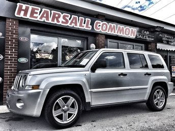 View our JEEP PATRIOT