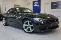 USED 2013 63 BMW Z4 2.0 Z4 SDRIVE18I M SPORT ROADSTER 2d AUTO 155 BHP Full Service History