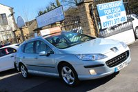 USED 2005 05 PEUGEOT 407 2.0 SW SV HDI 5d 135 BHP