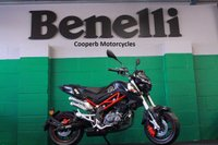 USED 2018 BENELLI TNT 125