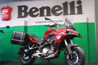 USED 2019 BENELLI TRK 502 Adventure