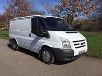 2008 FORD TRANSIT NO VAT NO VAT 2.2 280 LR 5D 85 BHP  £3995.00