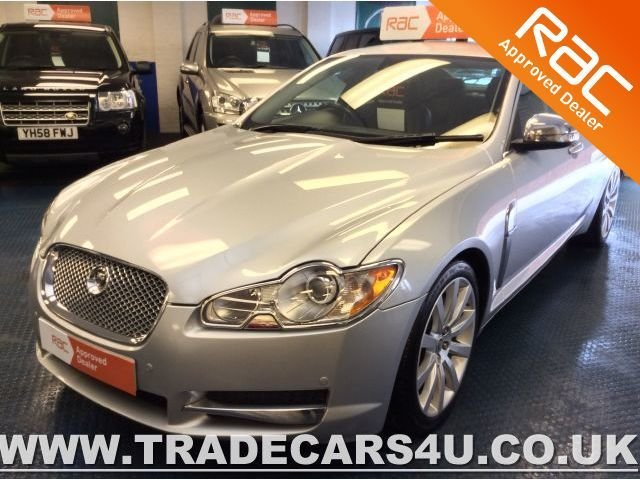 2008 08 JAGUAR XF 2.7D DIESEL PREMIUM LUXURY AUTOMATIC