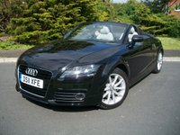 USED 2011 11 AUDI TT 2.0 TFSI SPORT 2d 211 BHP Summer Sale Now On!! Save £1000, Stunning First Class Example, ONLY 22,000 Miles with Full Audi Service History