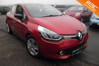 USED 2014 14 RENAULT CLIO 0.9 DYNAMIQUE MEDIANAV ENERGY TCE S/S 5d 90 BHP GREAT LOW MILEAGE EXAMPLE