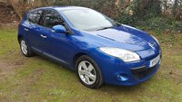 USED 2010 10 RENAULT MEGANE 1.6 DYNAMIQUE VVT 5d 110 BHP **1 OWNER**LOVELY CONDITION**STUNNING DRIVE**