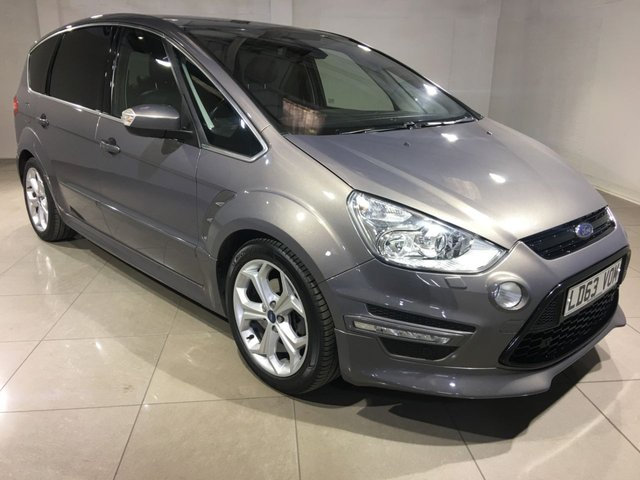 View our 2014 63 FORD S-MAX 2.2 TITANIUM X SPORT TDCI 5d 197 BHP