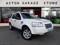 USED 2010 10 LAND ROVER FREELANDER 2.2 TD4 E S 5d 159 BHP ** F/S/H ** **FULL SERVICE HISTORY**