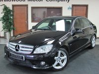 USED 2011 11 MERCEDES-BENZ C CLASS 3.0 C350 CDI BLUEEFFICIENCY SPORT 4d AUTO 231 BHP