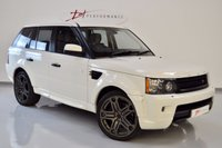 USED 2010 10 LAND ROVER RANGE ROVER SPORT 3.0 TDV6 SE 5d AUTO 245 BHP PROJECT KAHN DESIGN SIGNATURE RS300 KAHN WIDE-TRACK & RS600 WHEELS