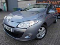 USED 2010 RENAULT MEGANE 1.5 DYNAMIQUE DCI 5d 106 BHP Excellent Economy, Low Rate Finance Available with No Fees and No Deposit Needed