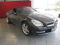 2012 MERCEDES-BENZ SLK 2.1 SLK250 CDI BLUEEFFICIENCY 2d AUTO 204 BHP £14995.00