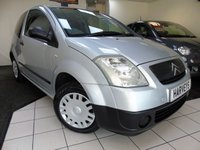 USED 2006 06 CITROEN C2 1.4 ENTERPRISE 1d 68 BHP
