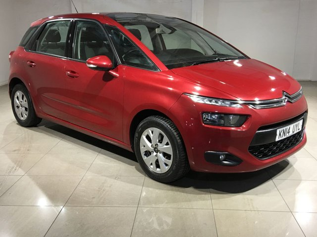 View our 2014 14 CITROEN C4 PICASSO 1.6 HDI VTR PLUS 5d 91 BHP