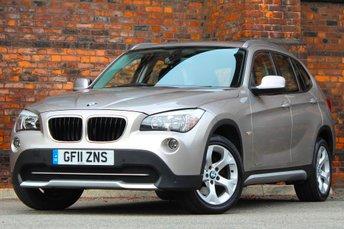 2011 BMW X1 2.0 20d SE xDrive 5dr £9977.00
