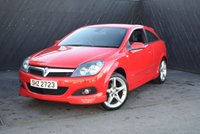 2008 VAUXHALL ASTRA 1.8 SRI 16V E4 3d 140 BHP £2890.00