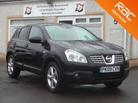 USED 2009 09 NISSAN QASHQAI 2.0 TEKNA 5d AUTO 140 BHP Bluetooth , Aux ,Cruise control , Full Leather , heated seats