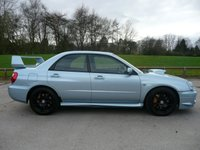 USED 2004 04 SUBARU IMPREZA 2.0 WR1 4d 316 BHP FSH,No 251 of 500.Stunning.