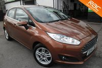 USED 2014 14 FORD FIESTA 1.2 ZETEC 5d 81 BHP VIEW AND RESERVE ONLINE OR CALL 01527-853940 FOR MORE INFO.