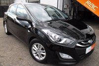 USED 2013 62 HYUNDAI I30 1.6 ACTIVE CRDI 5d AUTO 109 BHP DIESEL AUTOMATIC WITH PERFORMANCE AND ECONOMY