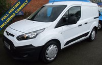 USED 2014 FORD TRANSIT CONNECT 200 L1 HISTORY INCLUDES CAMBELT