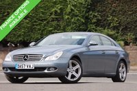 USED 2008 57 MERCEDES-BENZ CLS CLASS 3.0 CLS320 CDI 4d AUTO 222 BHP Full Service History + 2 Keys