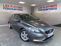 USED 2013 63 VOLVO V40 1.6 D2 SE 5d 113 BHP Full Service History , Free Road Tax , Superb MPG
