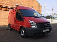 2008 FORD TRANSIT 2.2 260 SHR 1d 85 BHP £4999.00