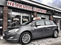 USED 2011 11 VAUXHALL ASTRA 1.7 EXCITE CDTI 5d 108 BHP FINANCE ME FROM £20.00 P/W!