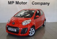 USED 2014 14 CITROEN C1 1.0 EDITION 5d 67 BHP 22-000m SH, ALLOYS, AC, 65.7MPG/ £0YR TAX,