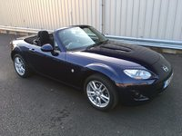 USED 2011 11 MAZDA MX-5 1.8 I SE 125 BHP CABRIOLET ROADSTER FULL SERVICE HISTORY, LOW MILEAGE, SUPERB CONDITION!