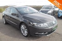 USED 2012 62 VOLKSWAGEN CC 2.0 GT TDI BLUEMOTION TECHNOLOGY DSG 4d AUTO 168 BHP GREAT VALUE,LOW MILEAGE EXAMPLE