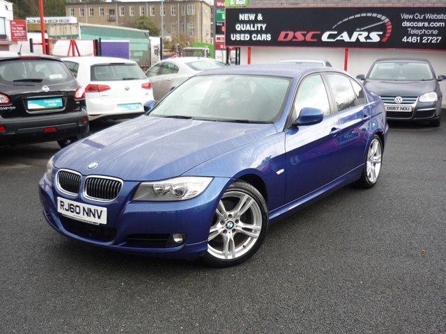 2011 60 BMW 3 SERIES 2.0 320D EFFICIENTDYNAMICS 4d 161 BHP