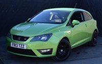 2013 SEAT IBIZA 1.2 TSI FR 3d 104 BHP £7490.00
