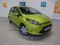 USED 2009 59 FORD FIESTA 1.2 STYLE PLUS 5d 81 BHP