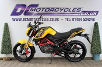USED 2016 66 KSR MOTO GRS 125 Finance, Delivery & Part Exchange Available