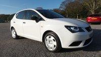 2012 SEAT IBIZA 1.2 S A/C 5d 69 BHP £4750.00
