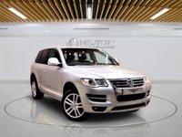 USED 2010 10 VOLKSWAGEN TOUAREG 3.0 V6 ALTITUDE TDI 5d AUTO 240 BHP + 2 PREV OWNER + SERVICE HISTORY + AIR CON + AUX