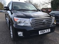 2014 TOYOTA LAND CRUISER V8}