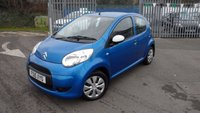 2010 CITROEN C1 1.0 SPLASH 5d 68 BHP £3995.00