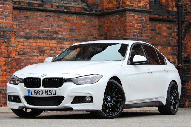 2013 62 BMW 3 SERIES 3.0 330d M Sport Sport Auto 4dr (start/stop)