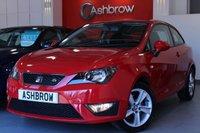 2014 SEAT IBIZA 1.4 TSI ACT FR 3d 140 S/S £9443.00