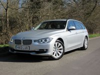 USED 2013 13 BMW 3 SERIES 3.0 330D MODERN TOURING 5d AUTO 255 BHP