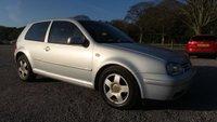 1999 VOLKSWAGEN GOLF 1.8 GTI 3d 123 BHP £500.00