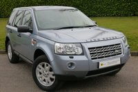 USED 2007 07 LAND ROVER FREELANDER 2.2 TD4 XS 5d 159 BHP OUTSTANDING VALUE** £0 DEPOSIT FINANCE AVAILABLE