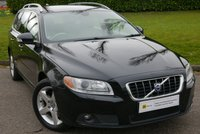 USED 2008 08 VOLVO V70 2.5 T SE LUX 5d AUTO 198 BHP **ONLY 1 FOR SALE IN THE UK**